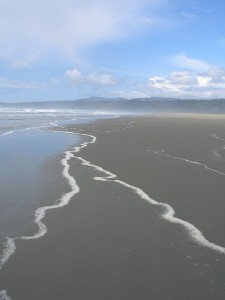 An Oregon Beach